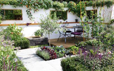 Alakítsd városi kerted kültéri nappalivá – Ezzel a 7 lépéssel