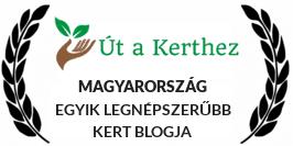 Magyarország egyik legnépszerűbb kert blogja